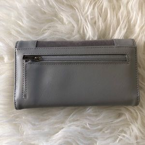 G by Guess Bags - G by guess silver wallet
